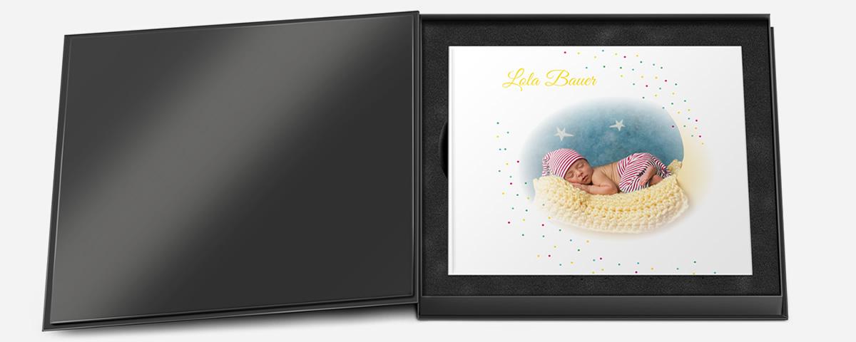 Álbum de fotos de saal digital con una calidad superior