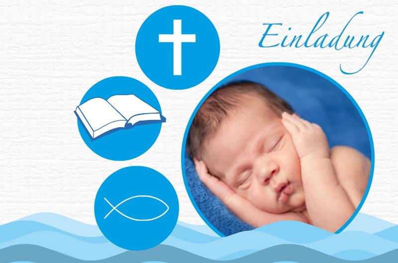 tarjetas de bautizo personalizadas
