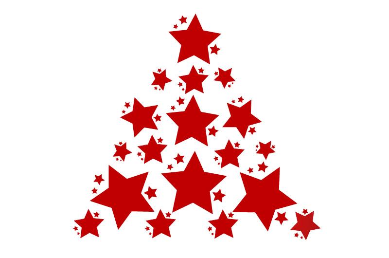 Personalice su propia tarjeta de felicitación para navidad