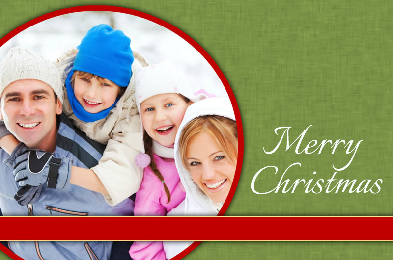 Felicitacion Navidad Personalizada Fotos.Personalice Su Propia Tarjeta De Felicitacion Para Navidad